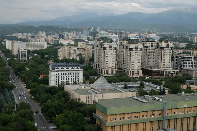 Алматы: цифры ифакты