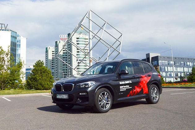 Спортивный характер BMW X3— Luxuty & Sport
