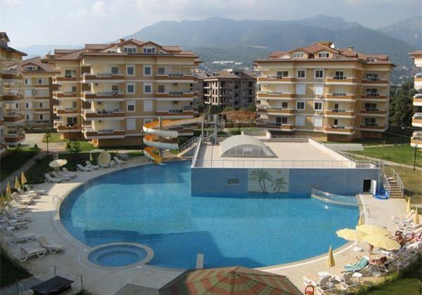 В 2012 году цены на жилье в Турции выросли более чем на 12%