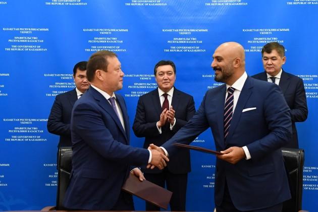 Турецкая компания построит в Казахстане два медкомплекса
