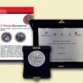 Казахстанская монета признана одной из лучших