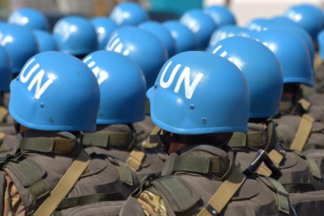 Казахстан получил право готовить миротворцев