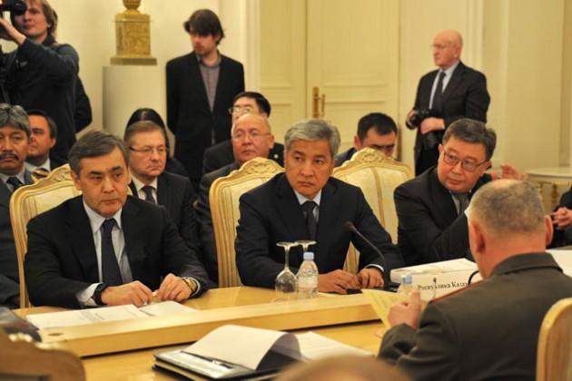 На заседании ОДКБ подписано более 20 документов
