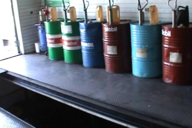 В Алматы продавали поддельное масло Mobil