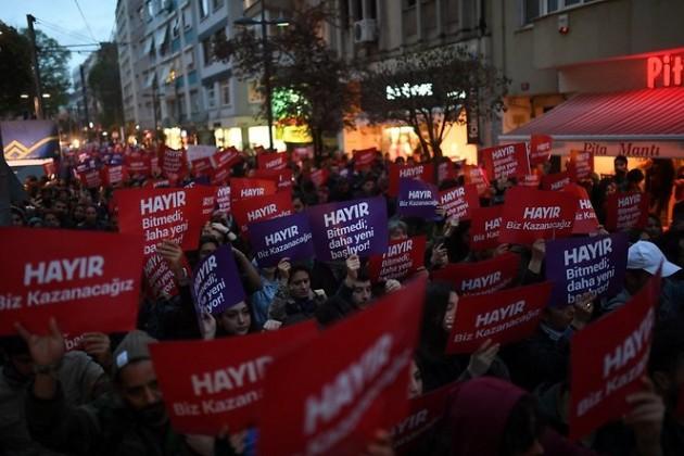 ВТурции задержали организаторов акций протеста