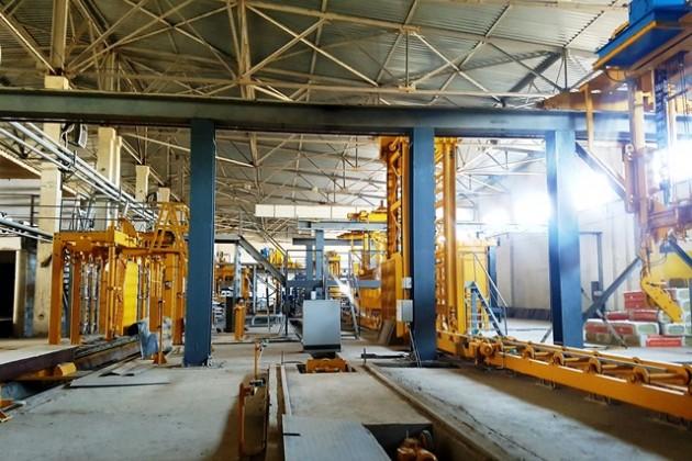ВАктобе запустят завод попроизводству ячеистого газобетона