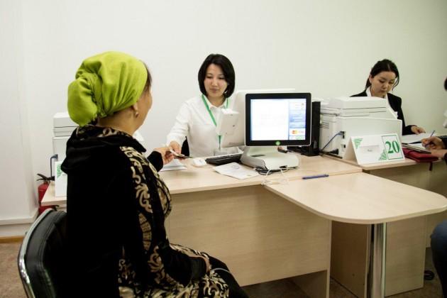 В Актюбинской области оказано почти 8 млн госуслуг