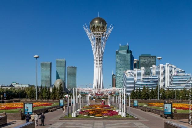 Касым-Жомарт Токаев: Наша столица должна называться Нурсултан