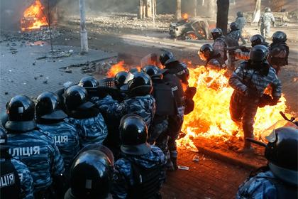 В Украине началась операция против террора