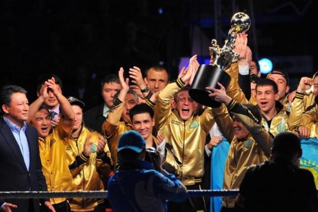 Astana Arlans стал победителем III-го сезона WSB