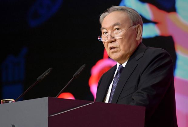 Нурсултан Назарбаев запустил строительство газопровода «Сарыарка»