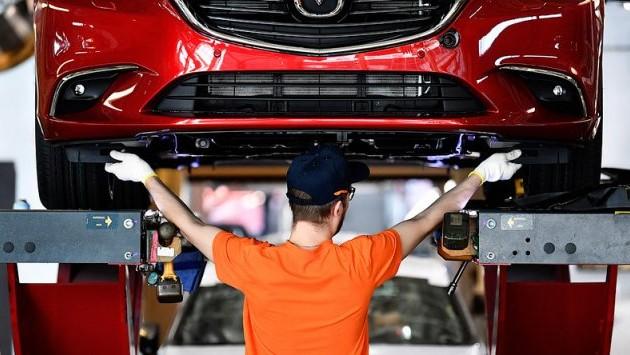 Mazda переведет свои авто нагибридные двигатели