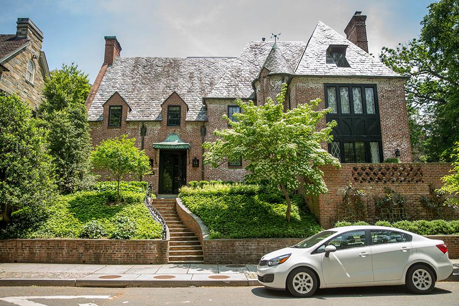 Семья Барака Обамы приобрела дом вВашингтоне