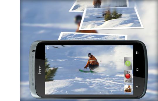В новом смартфоне HTC будут ультрапиксели