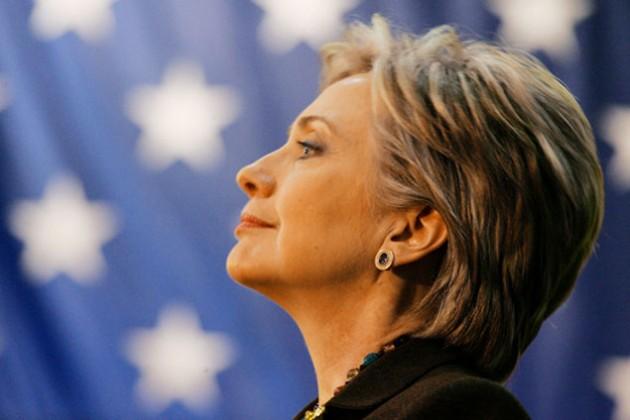 Клинтон намекнула на участие в президентских выборах
