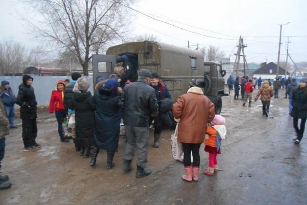 Водном израйонов Восточного Казахстана объявлен режимЧС