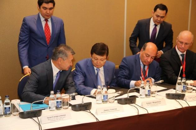 ЕБРР профинансирует казахстанские газовые проекты
