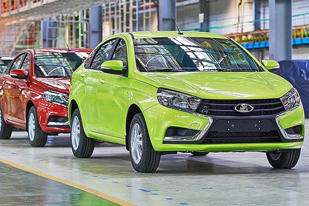 В Казахстане произведено почти 29 тысяч автотранспортных средств