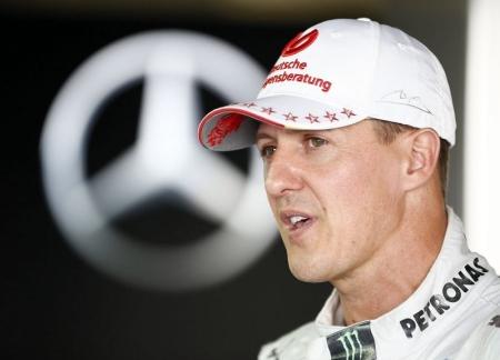 Шумахер займётся системами безопасности Mercedes