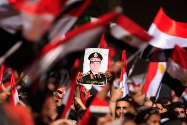 Аль-Сиси покинул пост министра обороны Египта