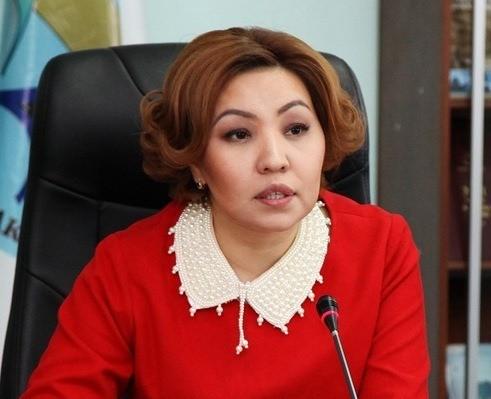 Назначена советник Касым-Жомарта Токаева
