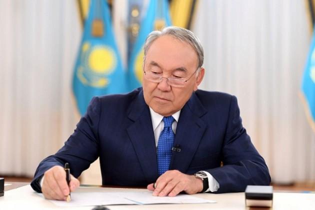 Президент подписал ряд законов