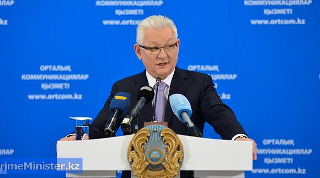 Глава Северо-Казахстанской области рассказал об уборочной страде в регионе