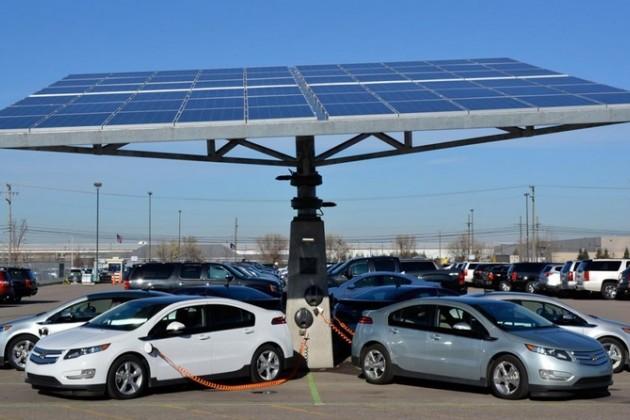 Европейский рынок электромобилей поставил рекорд