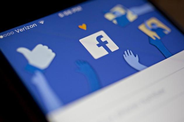 Facebook подала всуд наBlackberry