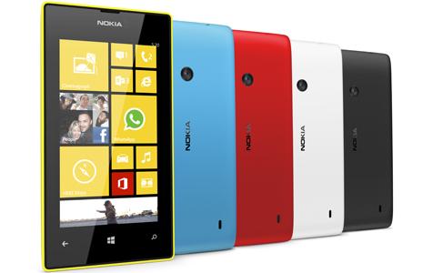 В Казахстане начались продажи Nokia Lumia 520