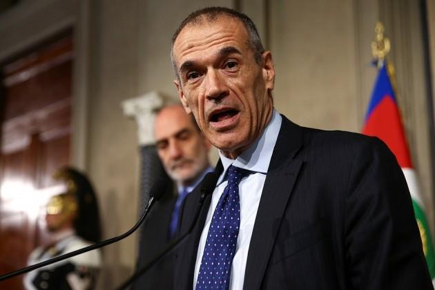 Назначенный для формирования правительства Италии премьер сложил полномочия