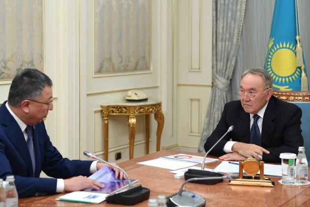 Жансеит Туймебаев  рассказал о застройке Туркестана