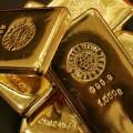 На мировом рынке произошел обвал цен на золото