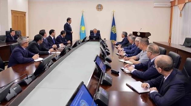 Политолог: Карим Масимов усилит КНБ как современную спецслужбу