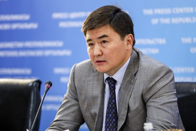 Жанат Ешмагамбетов покинул пост замминистра юстиции