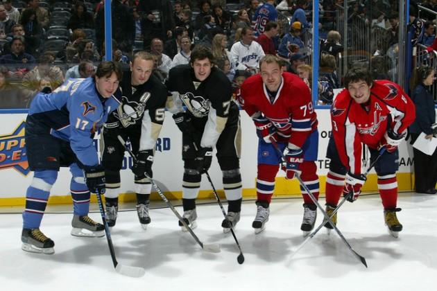НХЛ планирует организовать турнир в Европе с участием своих команд
