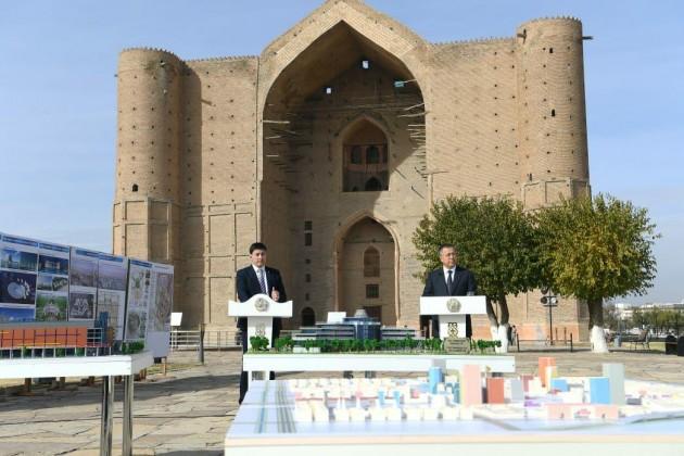 ВТуркестанскую область привлекут почти $2млрд инвестиций