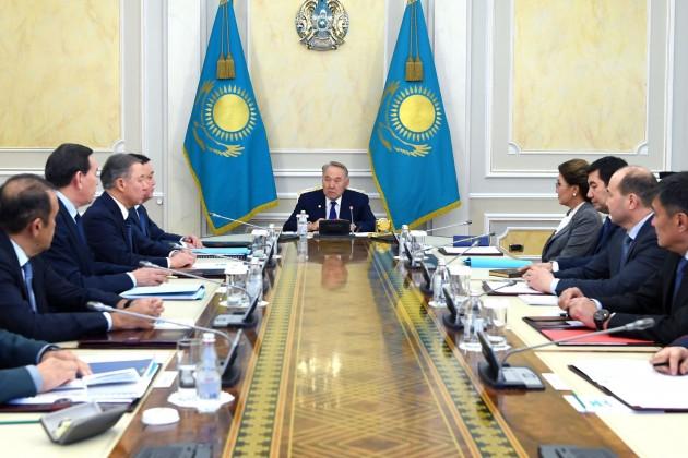 Совбез рассмотрел вопросы информбезопасности Казахстана