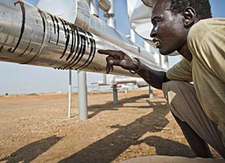 В Кении построят нефтепровод для южносуданской нефти