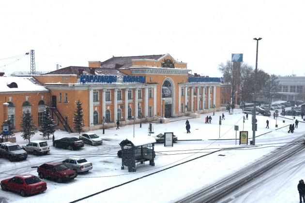 Временно закрывается здание железнодорожного вокзала Караганды