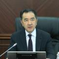 Бакытжан Сагинтаев поручил акимам провести разбор полетов