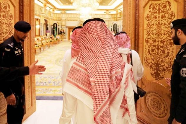 ВЭр-Рияде вновь открыт Ritz Carlton
