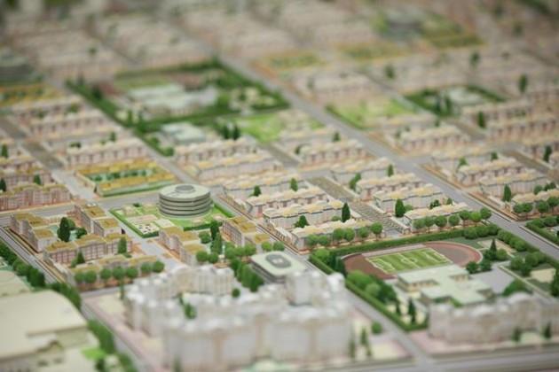 На левом берегу Сырдарьи будет новый город