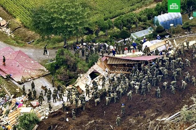 Число жертв землетрясения вЯпонии увеличилось до27