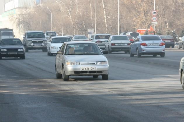 В Алматы ограничат въезд некоторых автомобилей