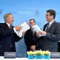 Президент подписал Протокол по присоединению Казахстана к ВТО