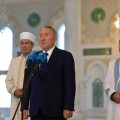 Нурсултан Назарбаев: Самый хороший мусульманин - тот, кто помогает людям