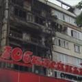 На восстановление сгоревшей многоэтажки аким выделил три дня