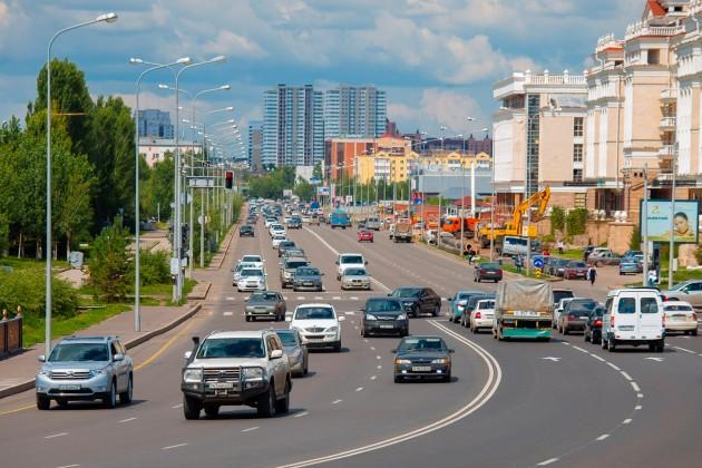 В Астане проходит акция «Безопасная дорога»