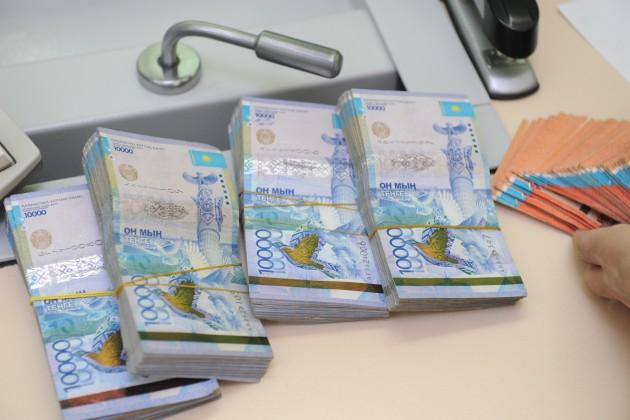 На списание долгов потребуется 105 млрд тенге